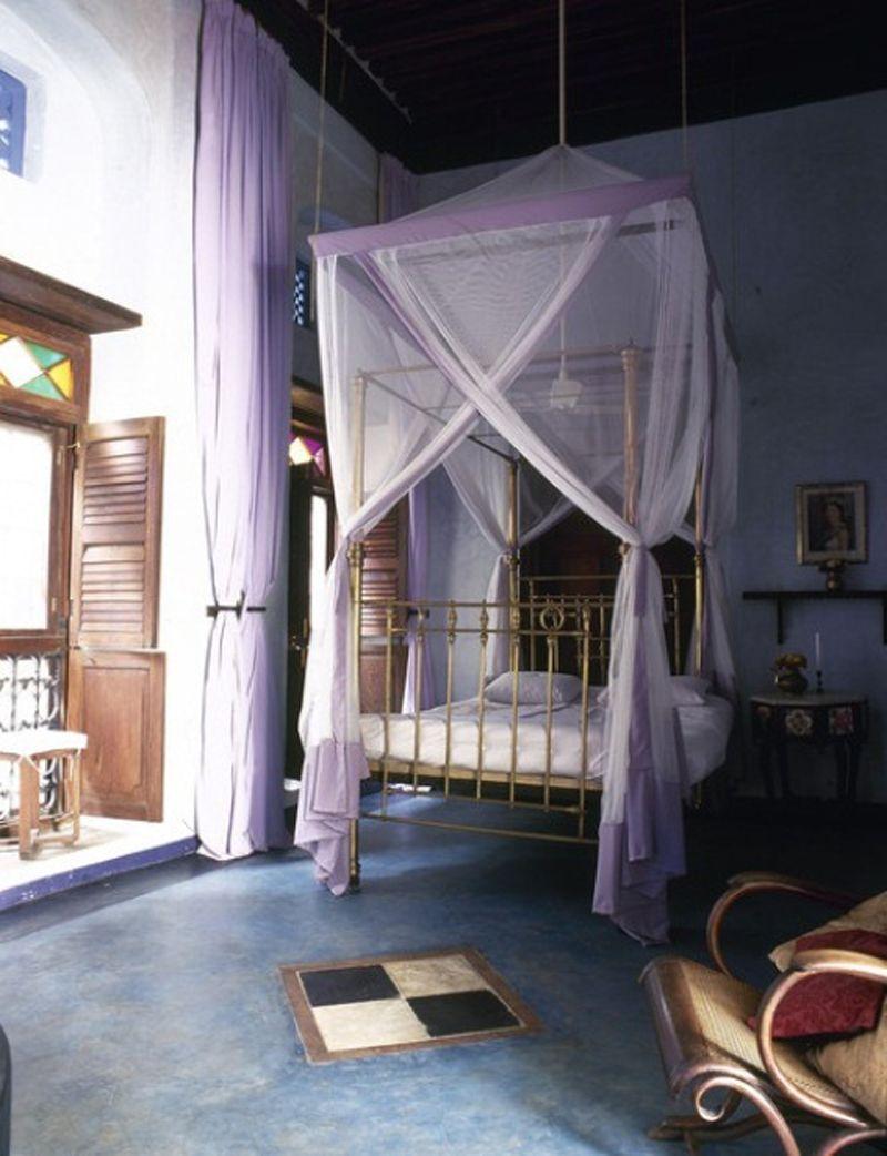 moroccan bedroom decorating ideas romantic bed moroccan bedroom rh pinterest ca