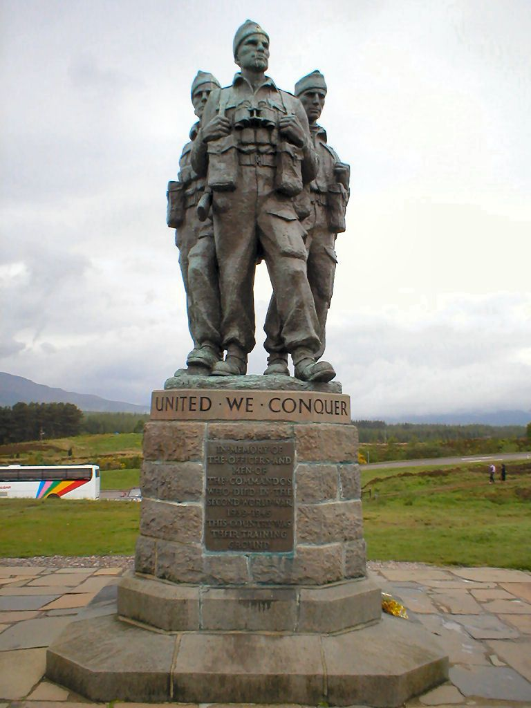 scotland achnacarry castle spean bridge british commando rh pinterest com