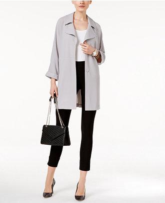 58.99$  Buy now - http://vivds.justgood.pw/vig/item.php?t=qy8dp452616 - Grace Elements Jacket & ECI Straight-Leg Pants