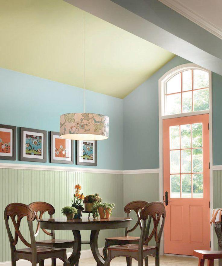 Transform a bland room into an impressive