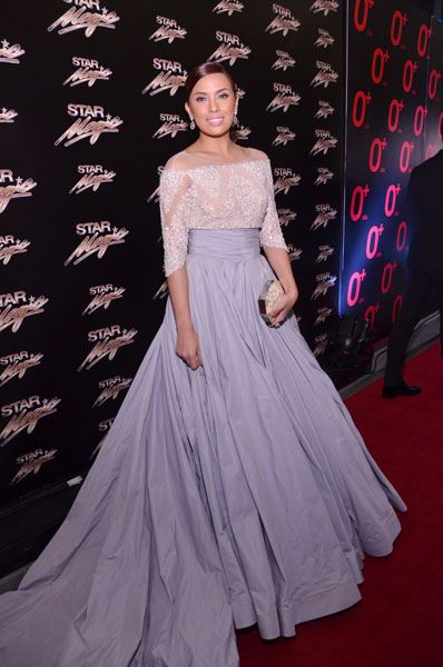 Nikki Gil At The Star Magic Ball Passion For Fashion Pinterest Star Magic Star And White