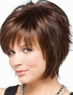 Hairstyles For Short Thin Hair Cool تسريحات شعر للكبار والصغار حديثة  Coiffure  Pinterest  Shorter