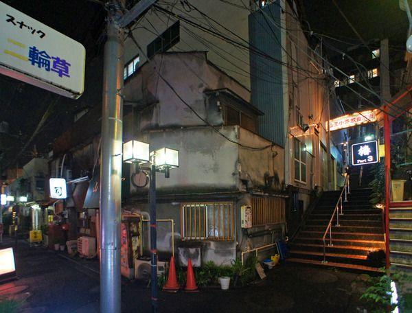 夜散歩のススメ「山王小路飲食店街」東京都大田区