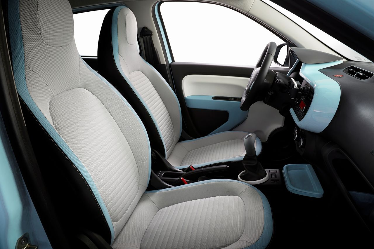 Intérieure de la Twingo 3 ! | Renault | Pinterest | Intérieur et ...