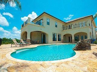 luxury reunion resort 6 bed 6 5 bath villa amazing pool 5 5 miles rh pinterest com au