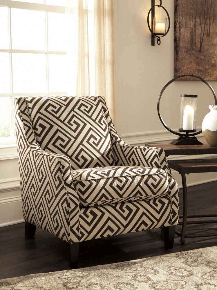Carlinworth Linen Accent Chair