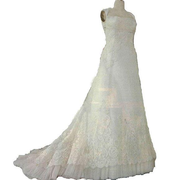 Wedding Dress Sandra Bullock