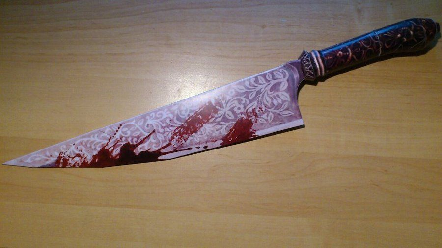 Vorpal Blade by wingedLizz