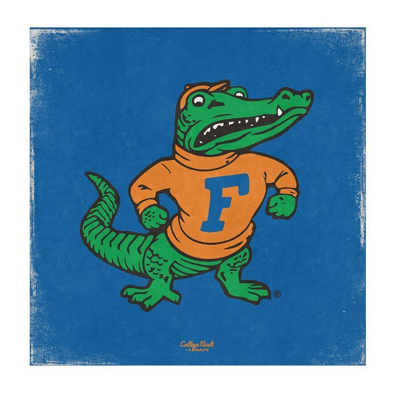 Legacy Athletic Florida Gators Vintage Canvas Wall Art in