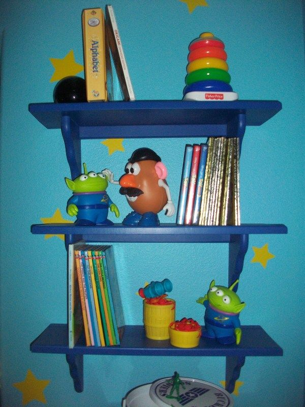 Toy Story Themed Room Awesome Website Toy Story Room