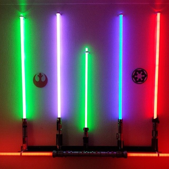 My Master Replica Force FX Lightsaber Collection Finally