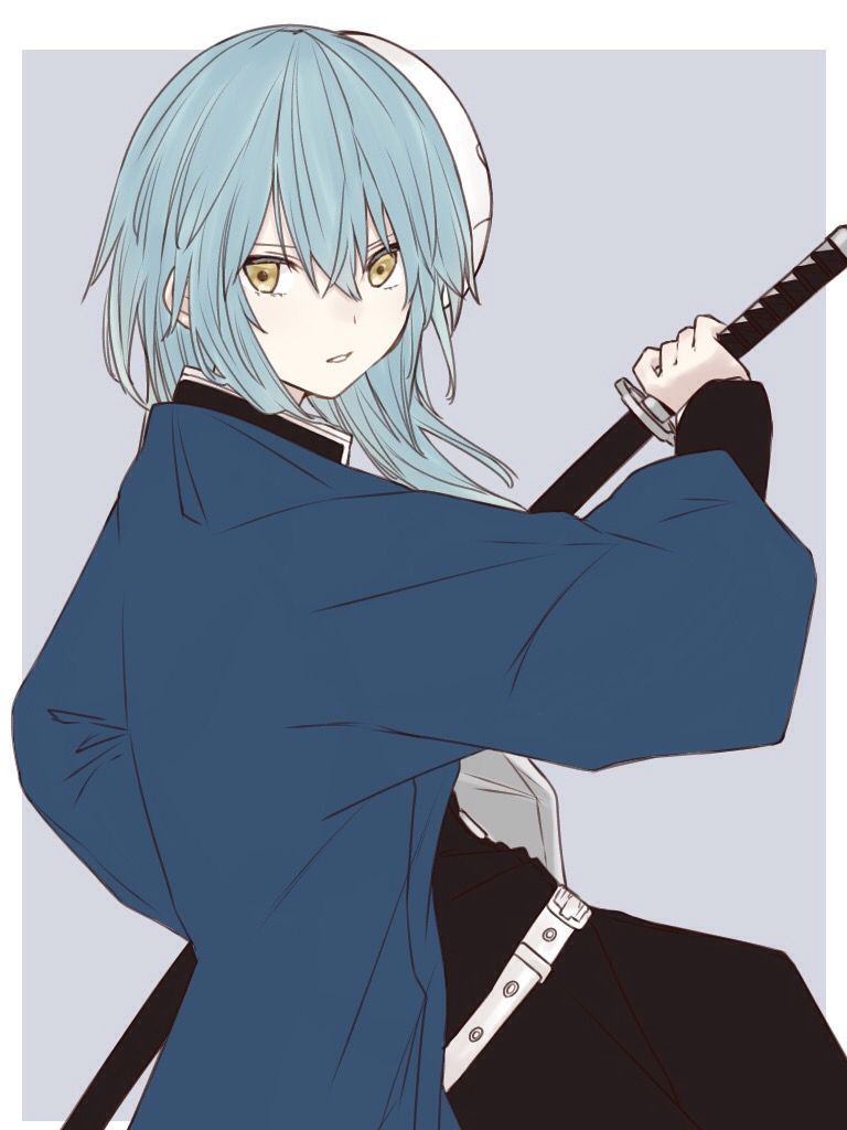 10/06/2020· he (it?) ain't gendered as a slime. A large amount of Rimuru pictures and more. | Blue hair ...