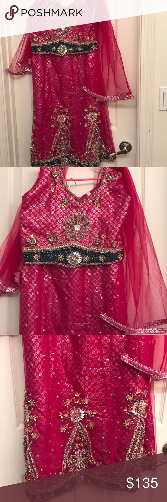 Gorgeous very pretty lehenga choli for yr old in my posh