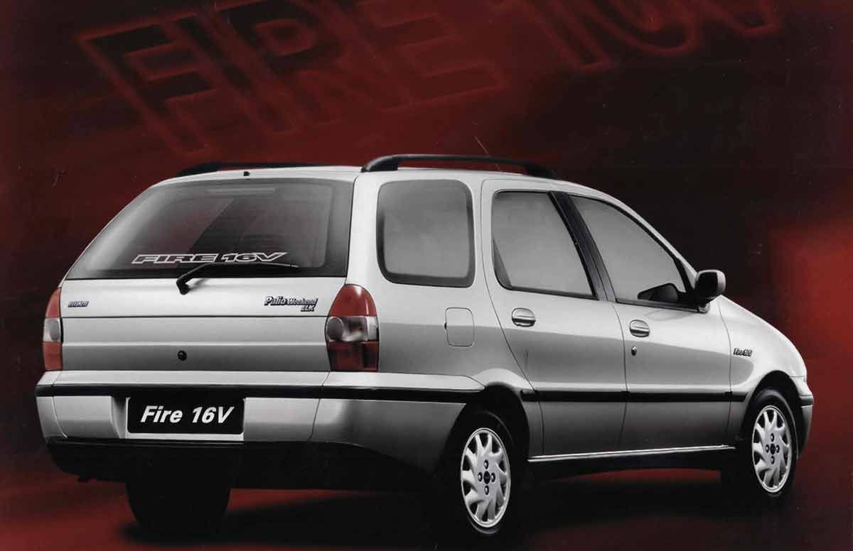 Nostalgia Fiat Palio Completa 20 Anos De Producao Fiat Palio Nostalgia Auto