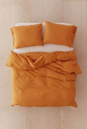 Duvet Cover Twin El Google Shopping Cotton Duvet Cover Orange Duvet Covers Yellow Bedding