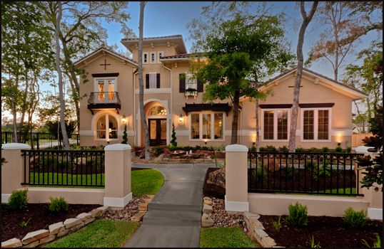 Homeownerbuff houston custom home builders home design for New beautiful house