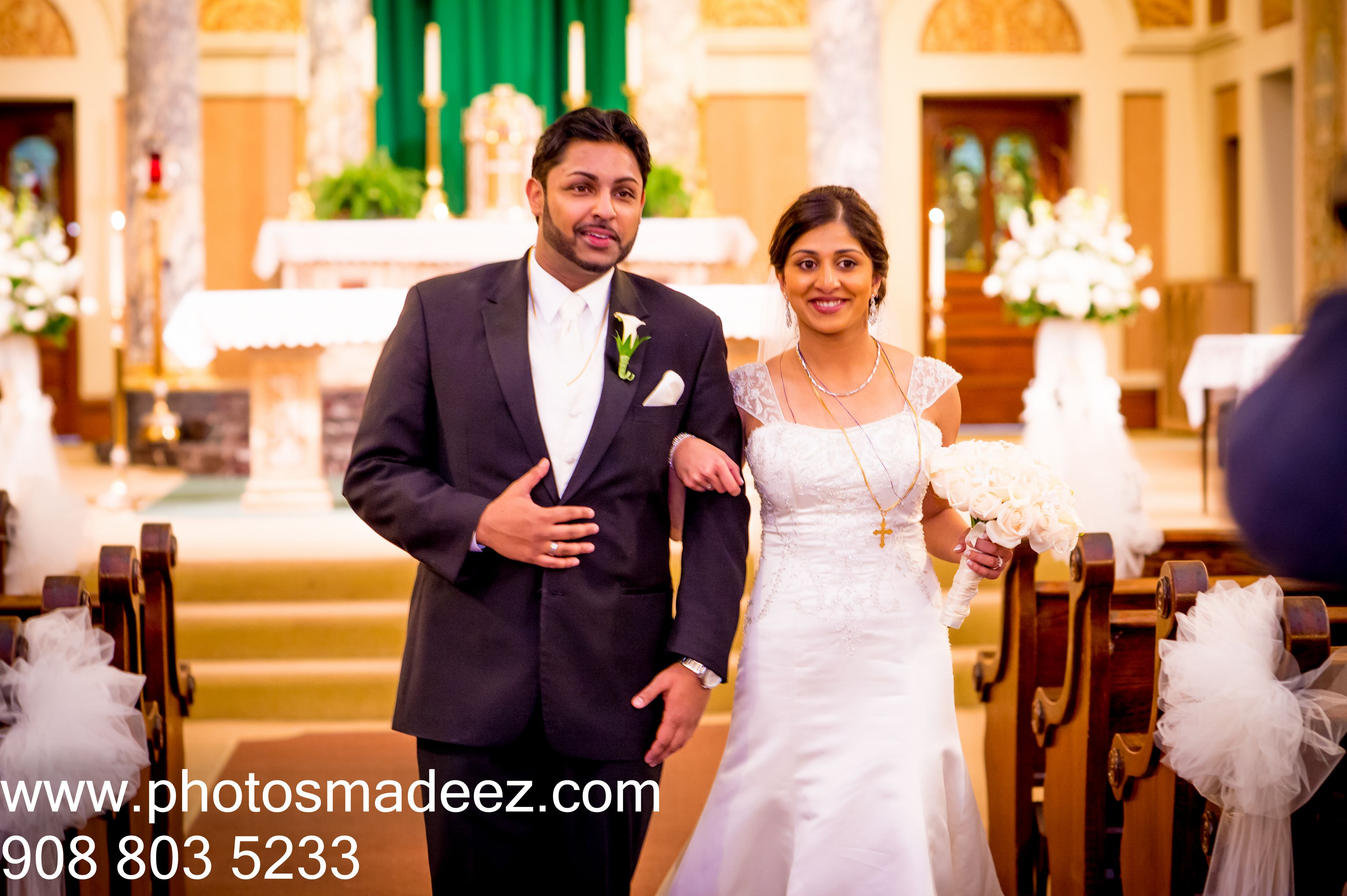 low budget wedding new jersey%0A Malayalee South Indian Christian Wedding Ceremony in Church of the Sacred  Heart  Long Island