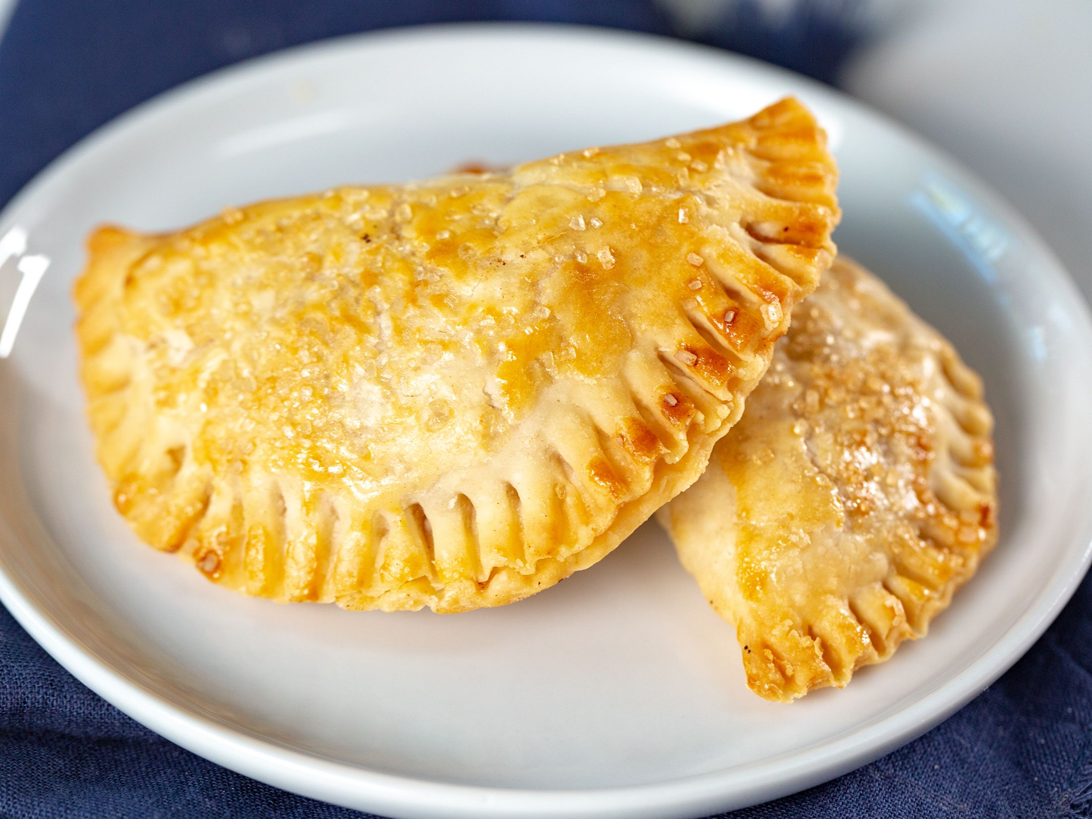 AirFried Apple Pies Recipe (With images) Air fryer