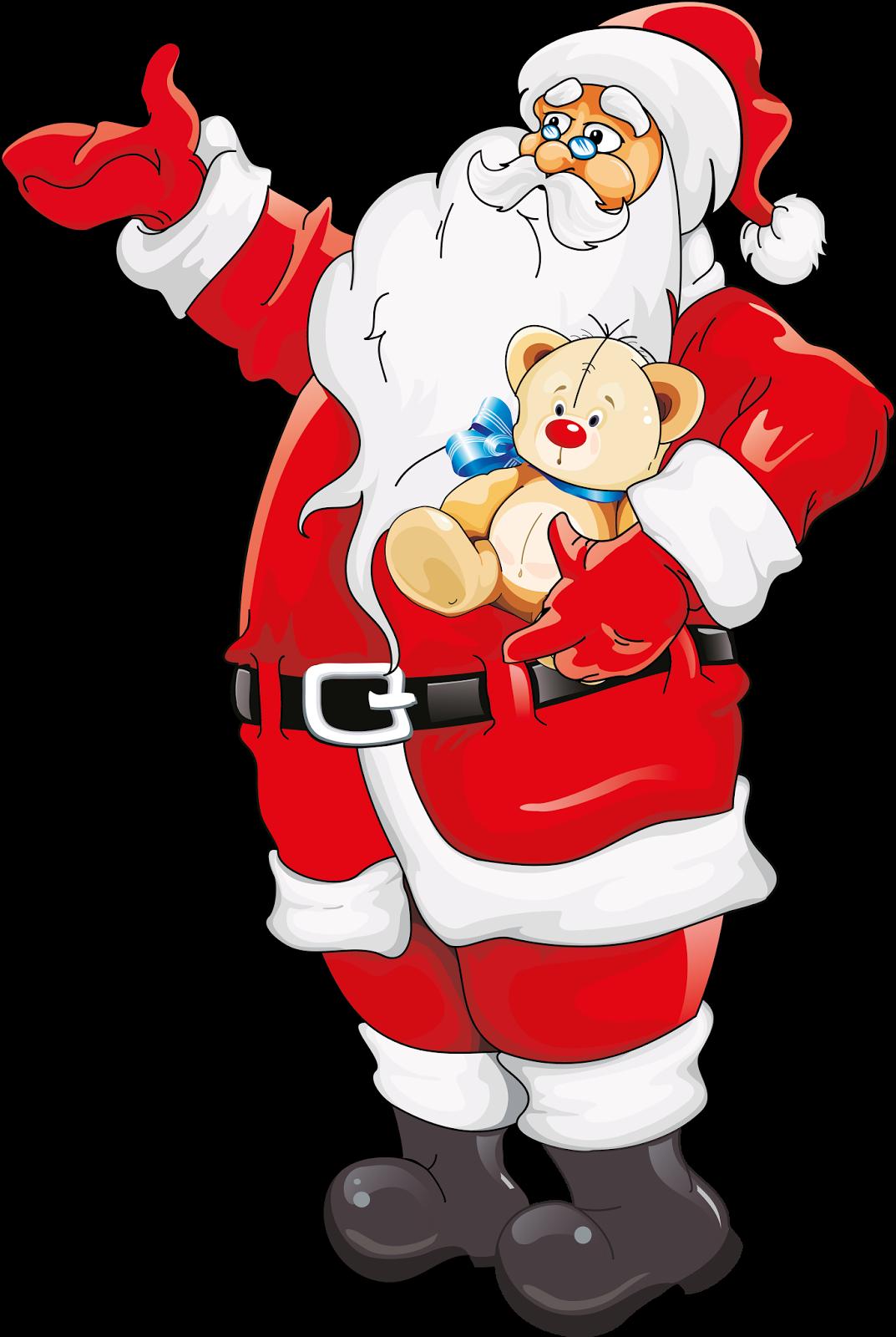 SCRAP santa claus, Saint Nicholas, Father Christmas, para ...