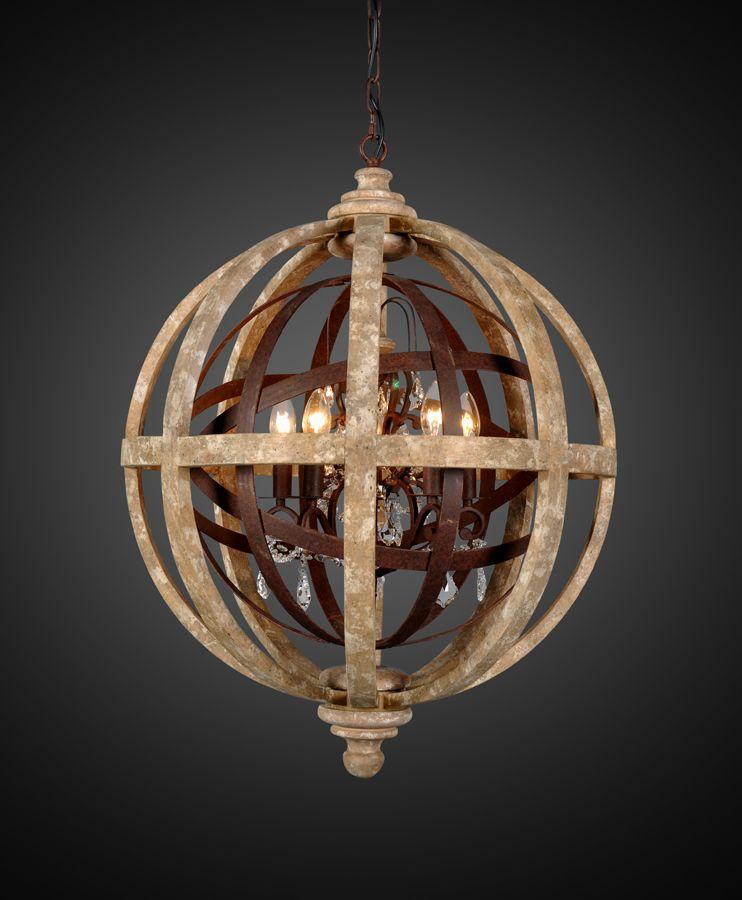 orb chandelier rfd 429 31h x 24dia rfd lights orb chandelier rh pinterest com