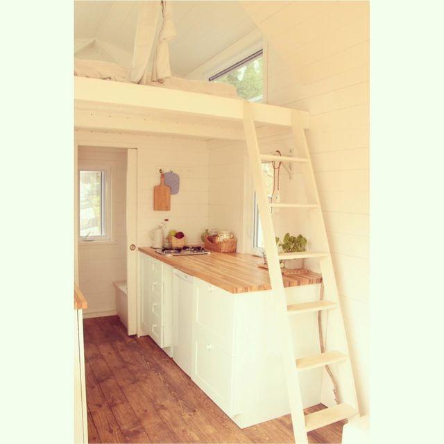 La Micro Maison De Catherine Duval Et Pascal Dube My Deco Pinterest