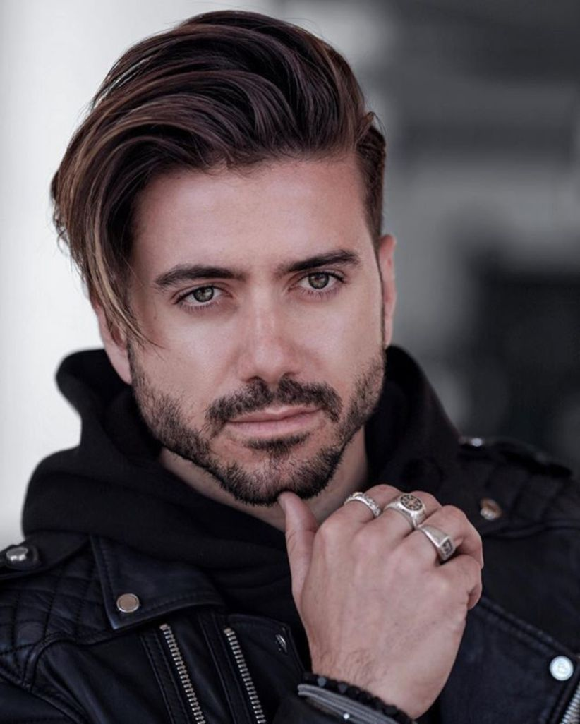 35 dashing men's hairstyles with trend style 2018 - 2019 | hairstyle