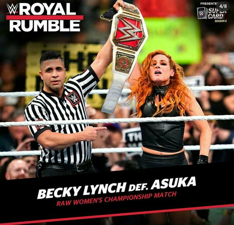 2020 Royal Rumble in 2020 Royal rumble, Tv shows, Match