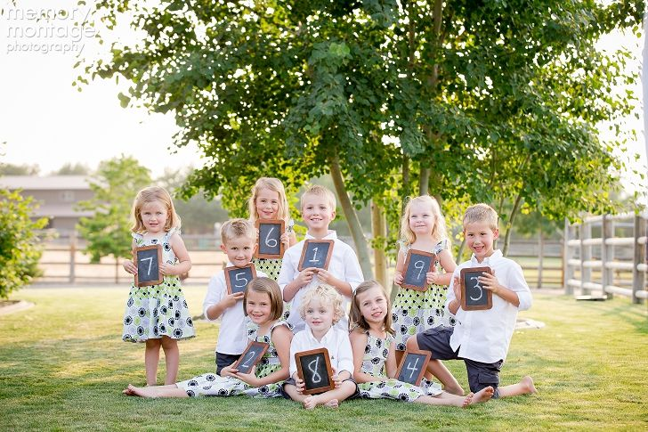 Yakima family photographers grandchildren photo session memory montage photography www memorymp com