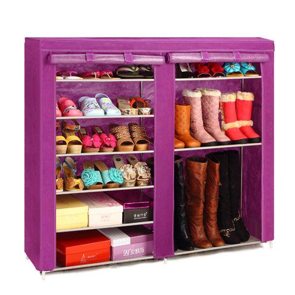 2014 superior de la venta zapatero plegable del for Gabinete de zapatos para la entrada