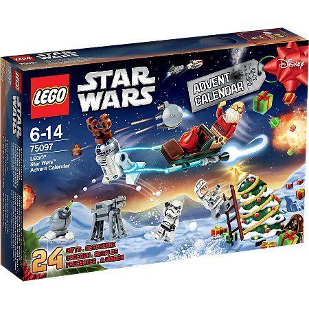 LEGO Star Wars Advent Calendar - 75097