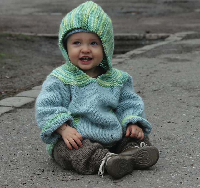 Ravelry: Cosy kit for Anton / Antons kosedress pattern by Anna & Heidi Pickles