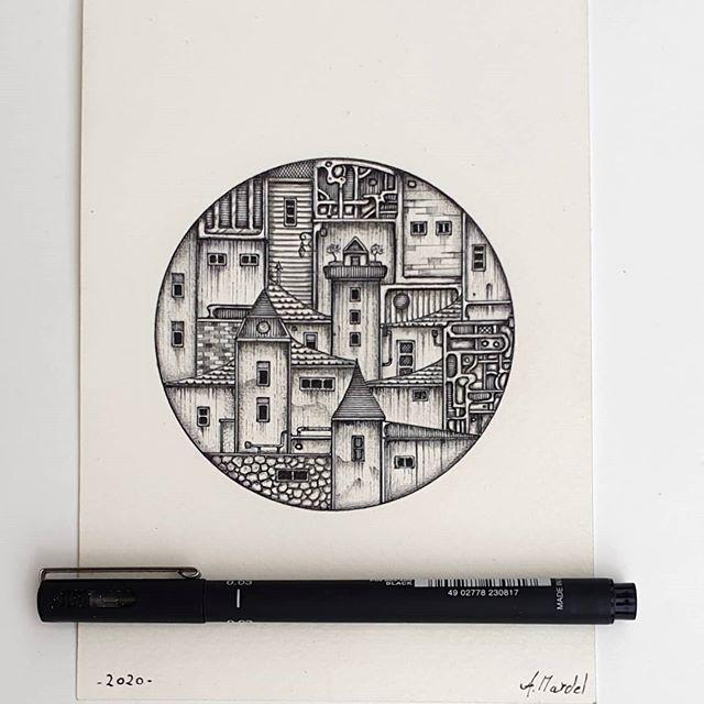 Antonio Mardel On Instagram A Small Circle Neighborhood Bal Architecture Drawing Art Interior Architecture Drawing Architecture Drawing Presentation