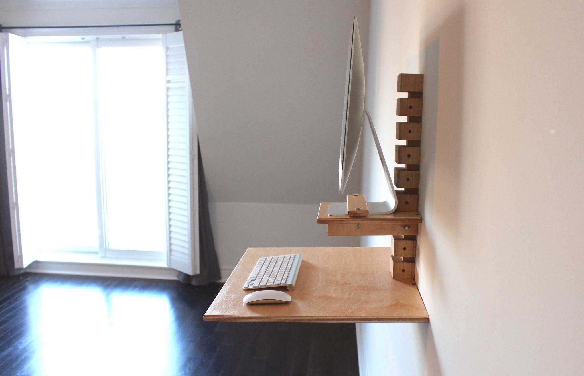 Wall Mounted Standing Desk Imac Model Standing Desk Design Standing Desk Accessories Standing Desk