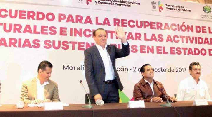 PRESERVAR LOS BOSQUES, TAREA DE TODOS: SIGALA