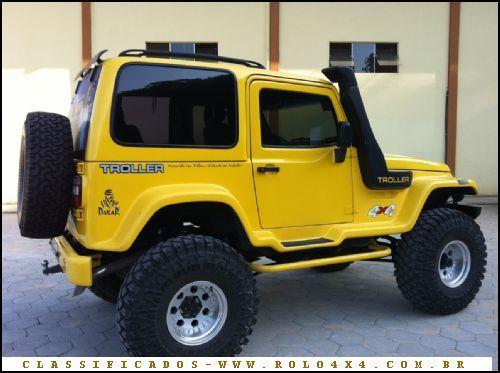 Jeep Troller Jeep Troller Jeep Troller