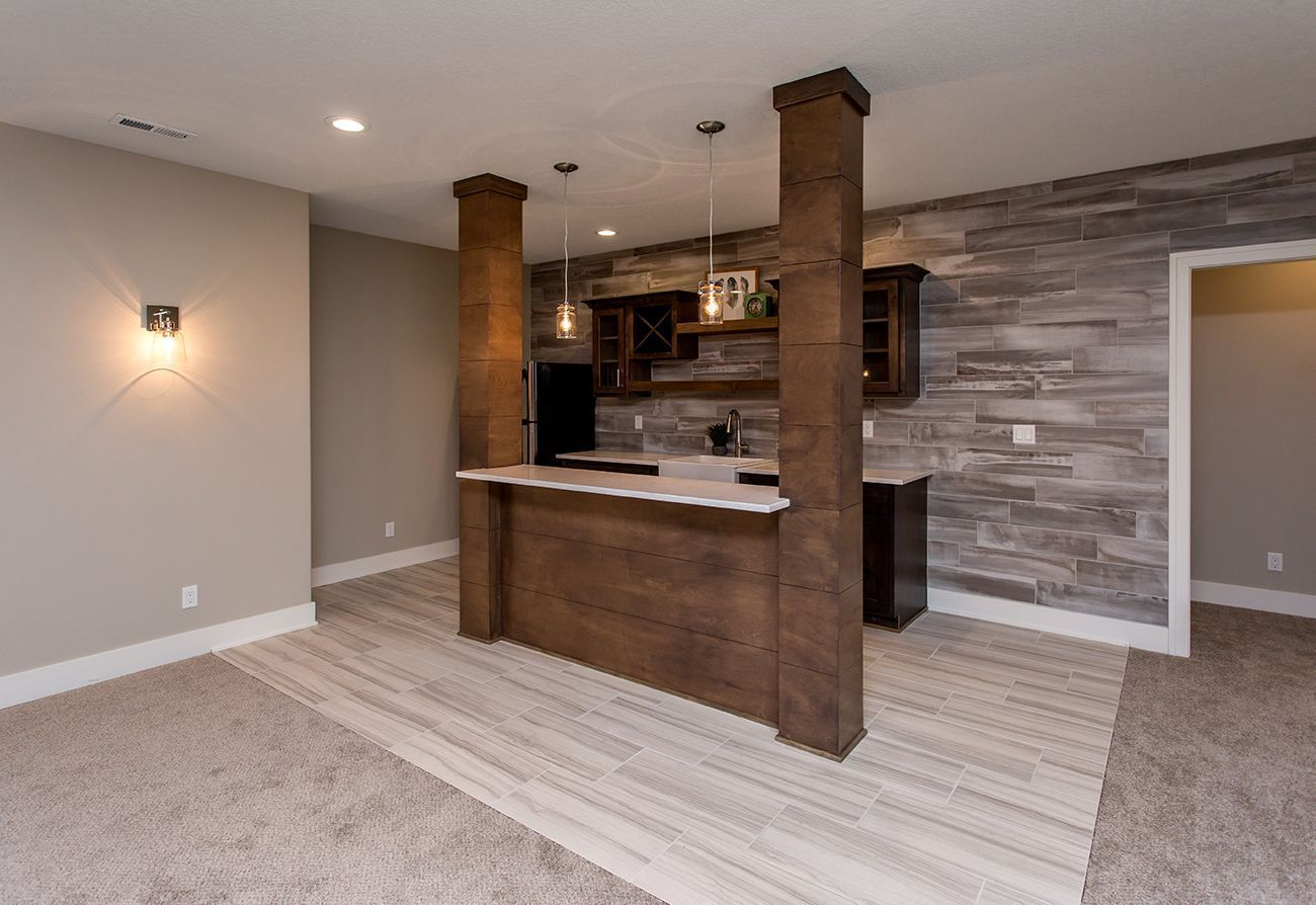 basement bar accent wall basement ideas in 2019 basement bar rh pinterest com