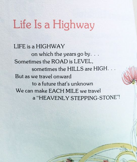 Life Is A Highway Quotes Pinterest Quotes Meaningful Quotes