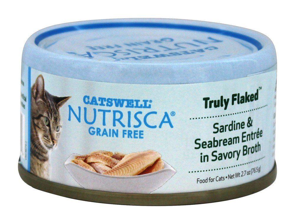 Catswell Nutrisca Grain Free Sardine Broth Entree Pet