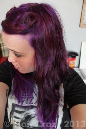 kdubz17r - - Purple Haze - Purple Rage | Hair fever | Pinterest ...