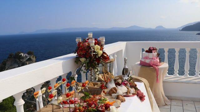 Skopelos Destination Wedding Venue And Film Location