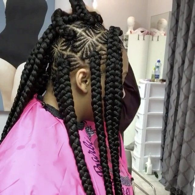 The Top 10 Summer Braid Hairstyles for Black Women | Hair styles, Braided hairstyles for black ...