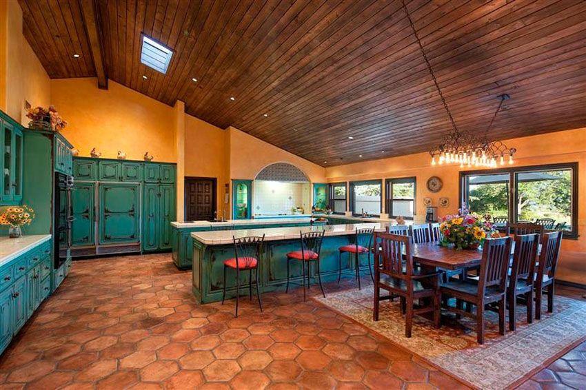25 Beautiful Spanish Style Kitchens Design Ideas Home