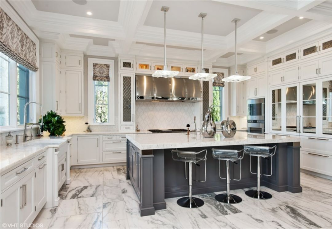 Photos of Luxury Home Kitchens by Heritage