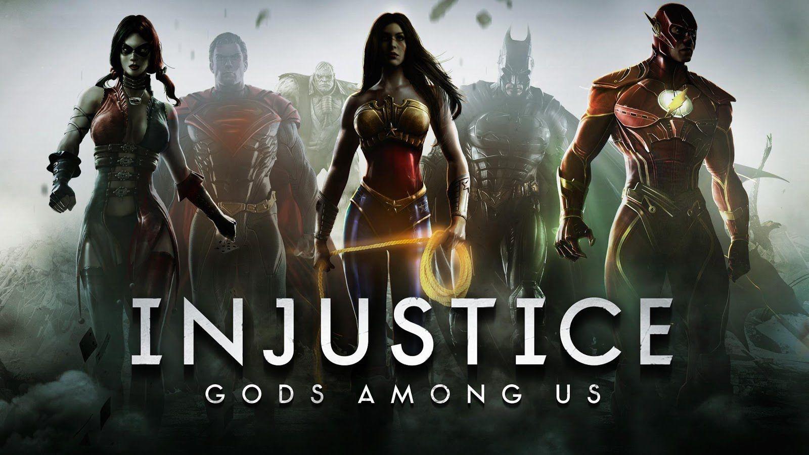 Injustice Gods Among Us O Filme Dublado Filme Dublado Filmes E