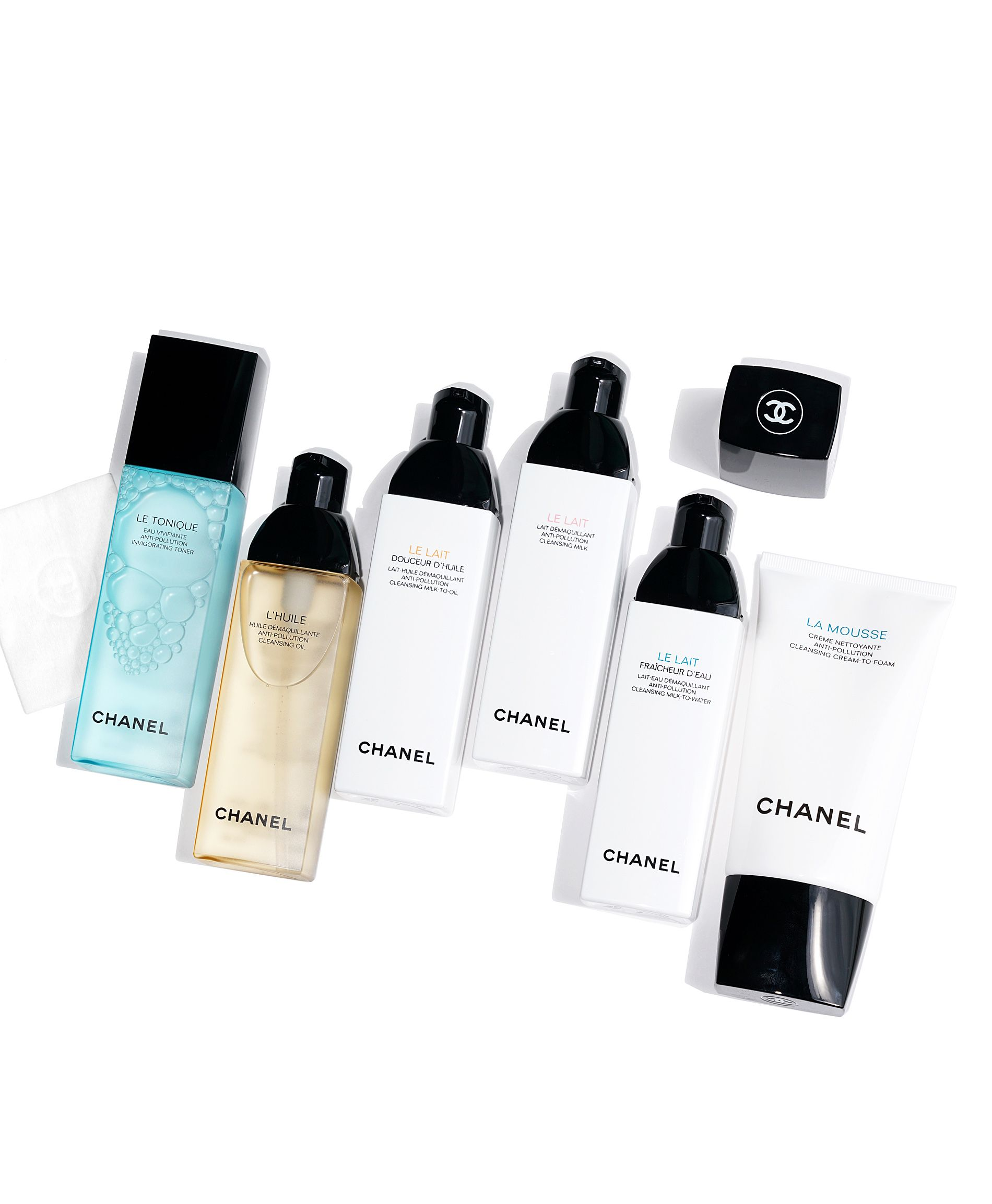 Chanel Cleansing Collection Review Beauty lookbook