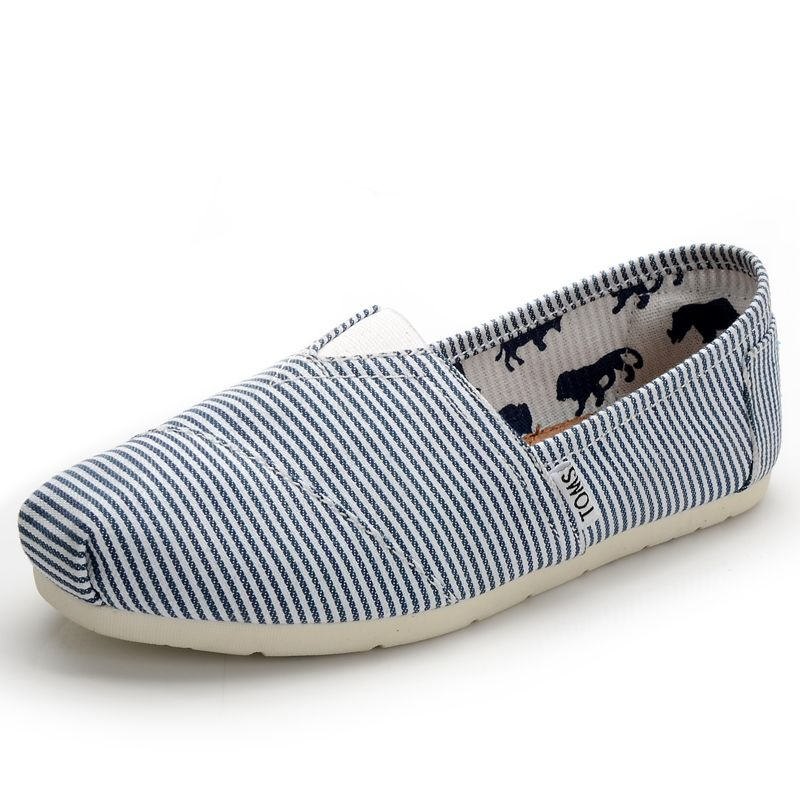 Zapatos negros formales Toms para mujer DhClBe