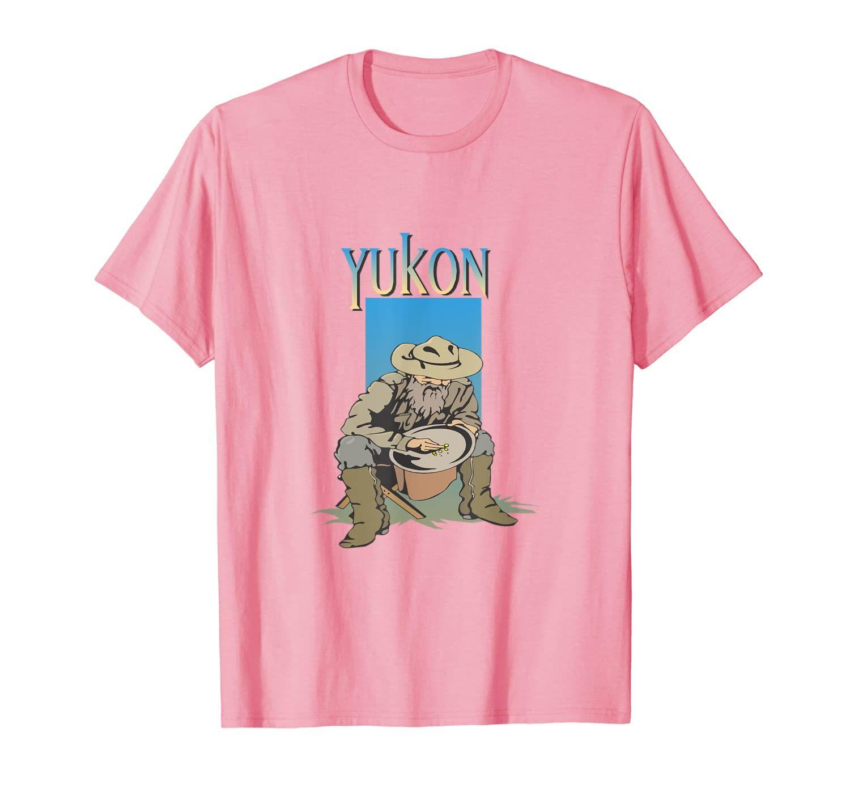 Klondike Gold Rush Yukon Miner T Shirt