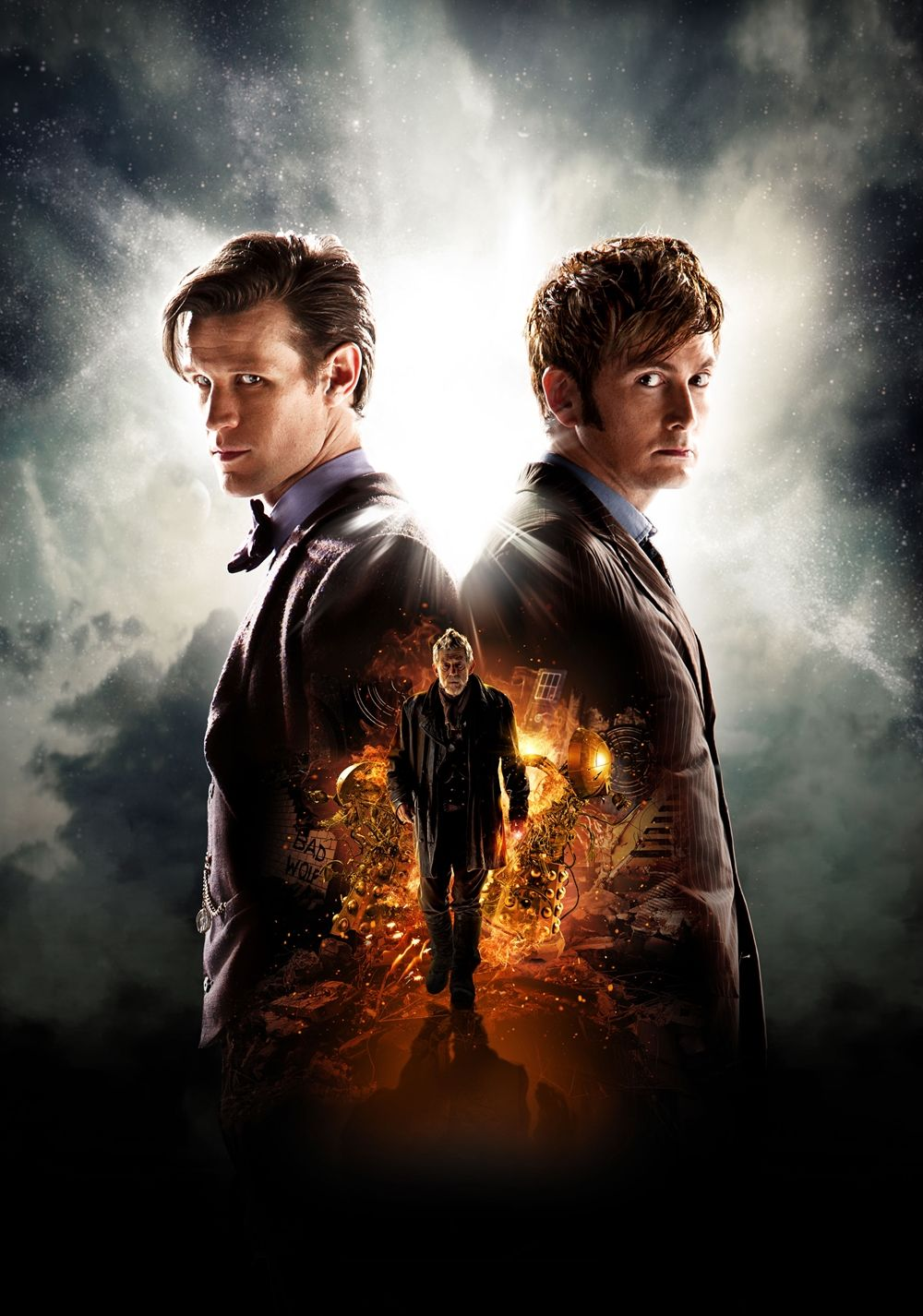 The Day of the Doctor Doctor who poster, Doctor who