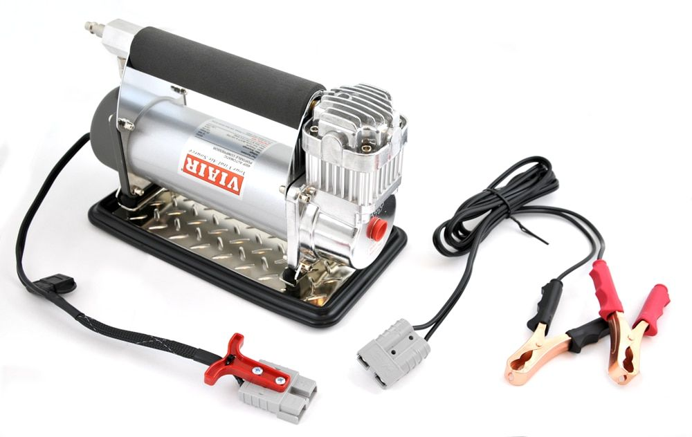 Wits' End Modified Viair 450P Automatic Compressor
