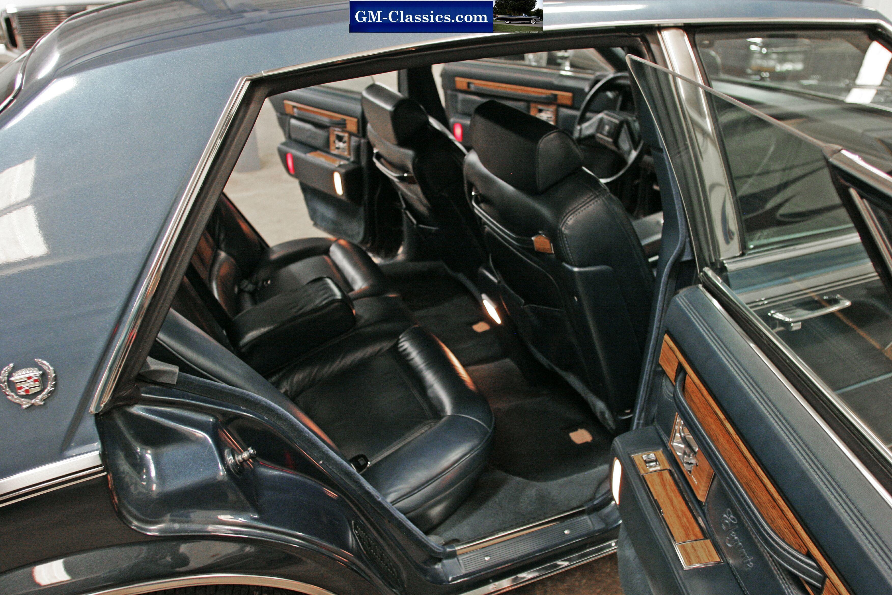 1985 Cadillac Seville Elegante A Project Caddy Pinterest